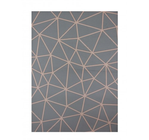 Tablou decorativ imprimat pe plus, GEOMETRICS, 50 x 70 cm